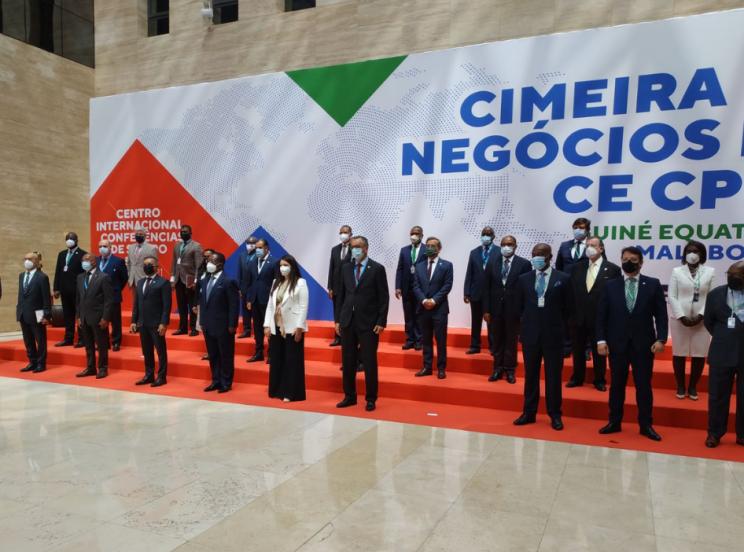 Assinatura de protocolos marca a Cimeira de Negócios da CPLP